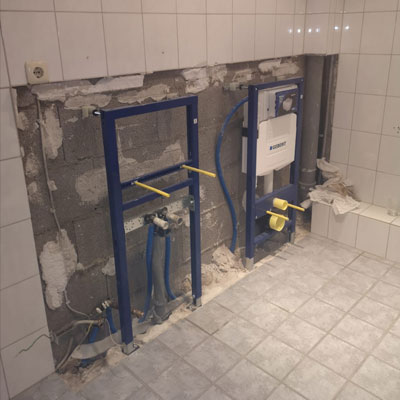 Badsanierung Sanitar Siebenhaar Erkelenz